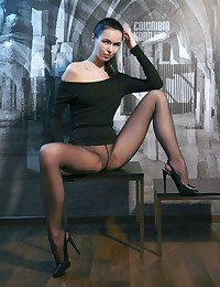 Nasita naked in glamour..