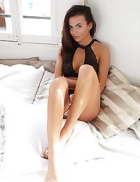 Vanessa Decker naked in..