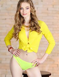 Rebecca G nude in glamour..